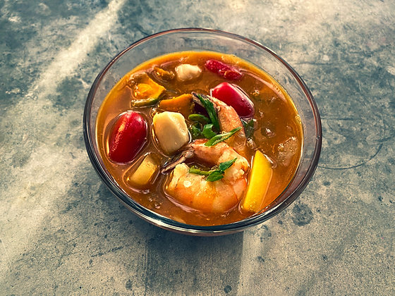 Seafood Miso Stew