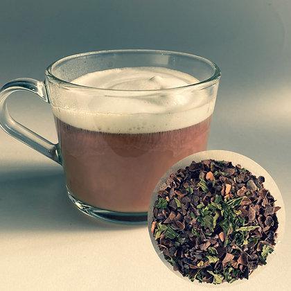 Mint Cacao Tea Latte