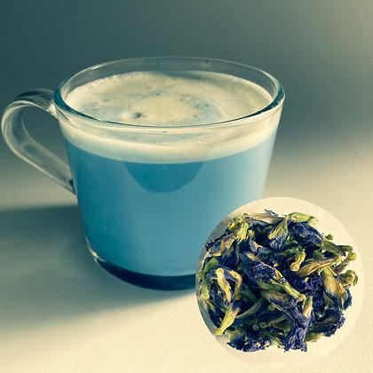 Butterfly Pea Flower Tea Latte