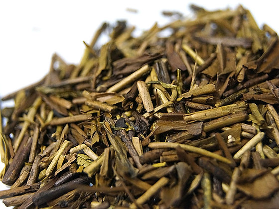 Hojicha - roasted green tea (hot)
