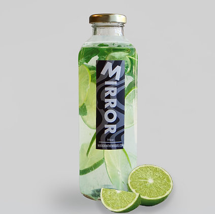 Dry Sake with Lime 16oz