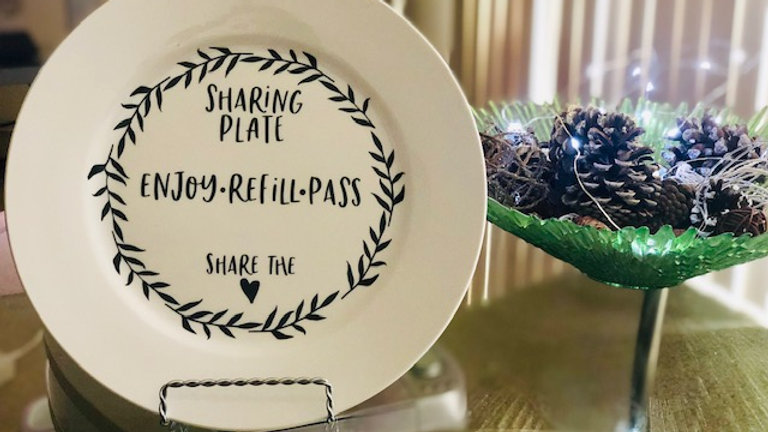 Sharing Plate