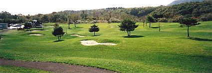 恵山シーサイドパークゴルフ場