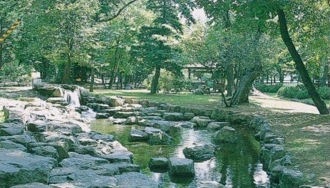 札幌市・知事公館庭園造成工事