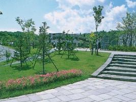 札幌市・芸術の森造園工事