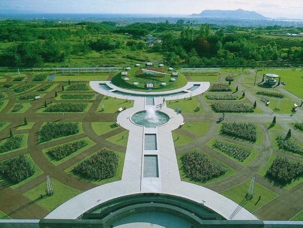 函館ローズヒルバラ園