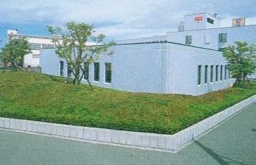 札幌市・厚別郵便局植栽工事