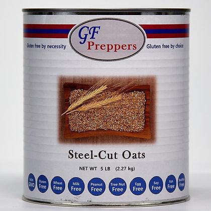 Steel-Cut Oats - 5 lbs