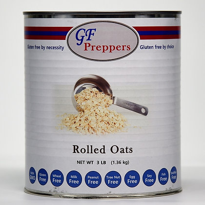 Rolled Oats - 3 lbs