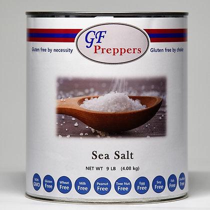 Sea Salt - 9 lbs