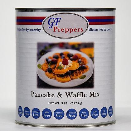 Pancake & Waffle Mix - 5 lbs
