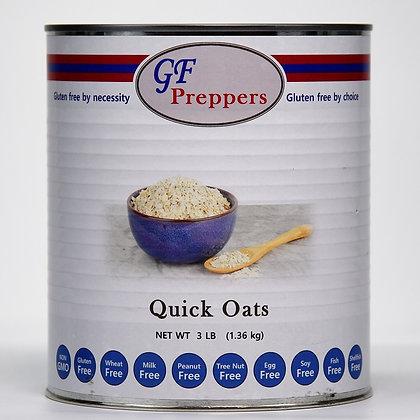 Quick Oats - 3 lbs