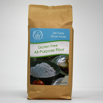 EGF Gluten Free All Purpose Flour - 5 lbs