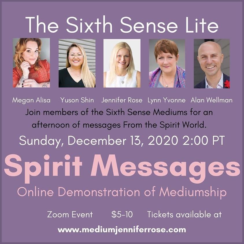 Online Mediumship Demonstration