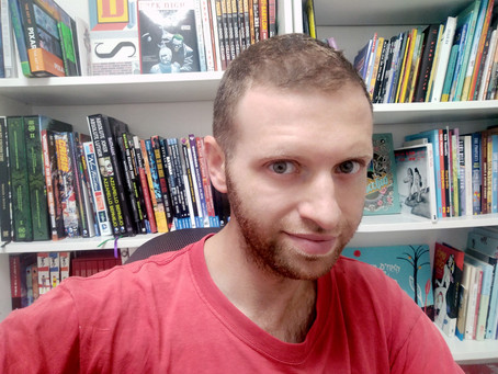 ראיון עם קומיקסאי - ולדיק סנדלר