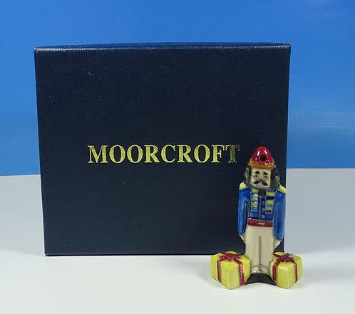 MOORCROFT Christmas Tree Decoration The Nutcracker Soldier Trial RRP £205 BNIB