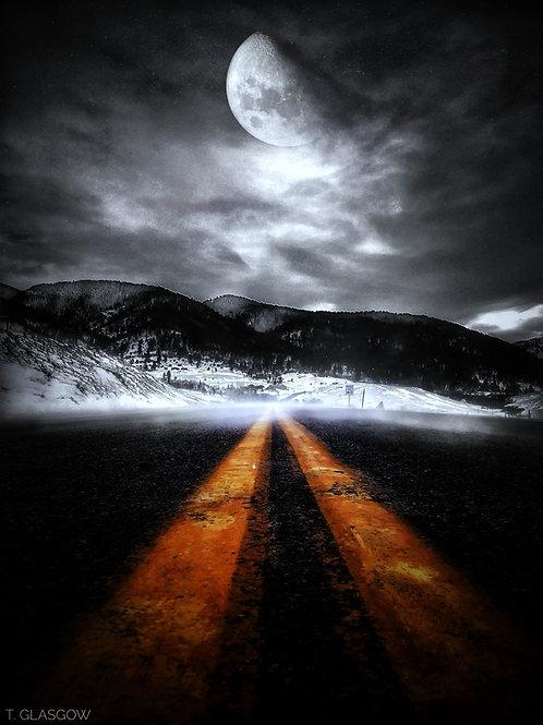 Eerie Road (Casper Mtn)