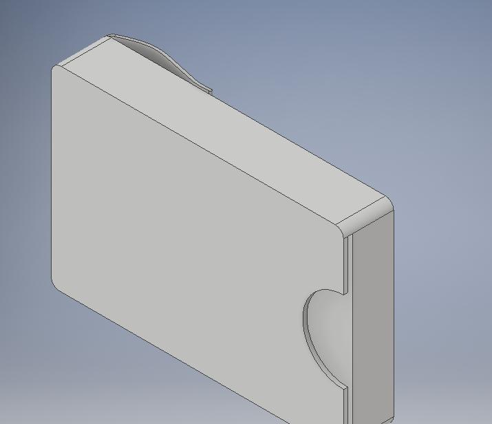 Wallet CAD