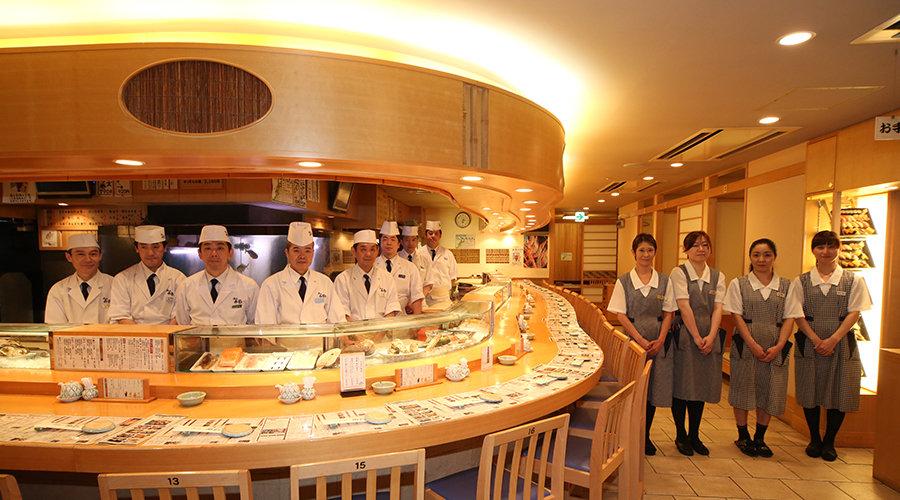 鮨処西鶴 札幌北一条店
