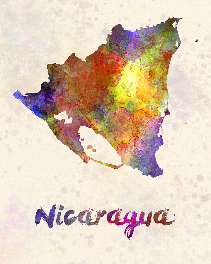 nica watercolor