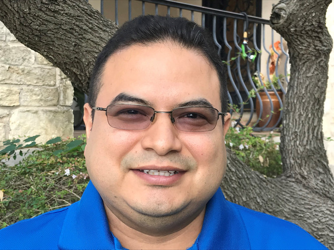 Welcome Albert Martinez, P.E. to our engineering team!