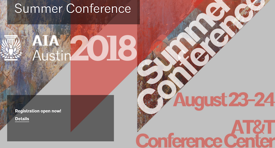 AIA 2018 Summer Conference