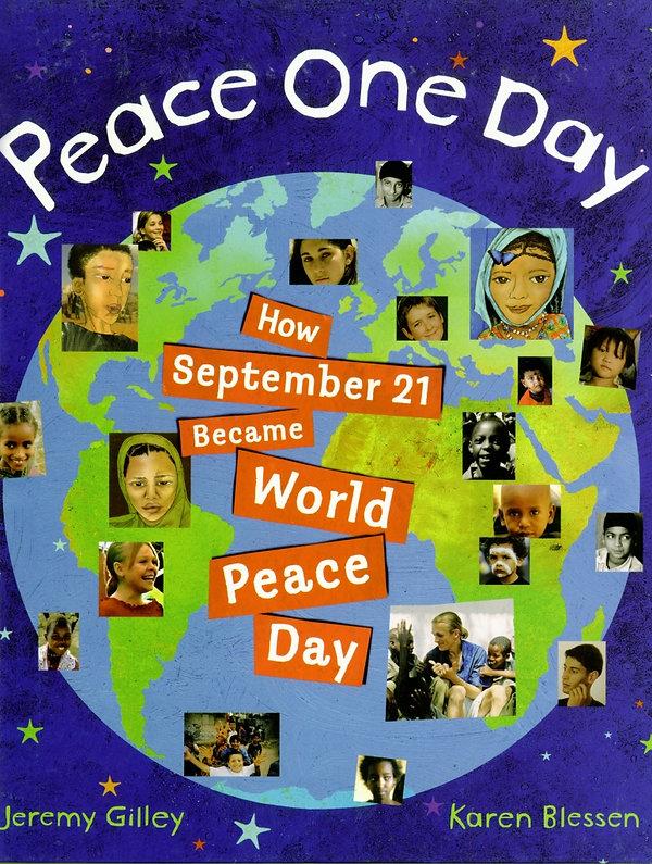 peace one day יום השלום הבינלאומי