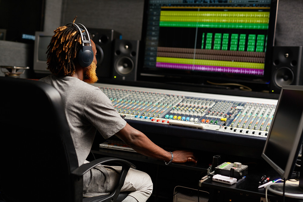 Make your album at SPS Studios