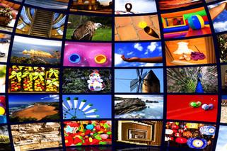 Inside a huge multi TV spherical wall.jp