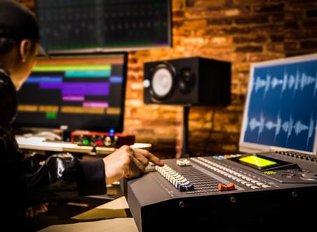 """הקלטת שיר באולפן מקצועי - טיזר.. """"התכוננו אלבום"""""""
