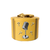 Mystery Box - Singer - קופסה מסתורית לזמרים