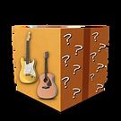 Mystery Box - Guitarist - קופסה מסתורית לגיטריסט