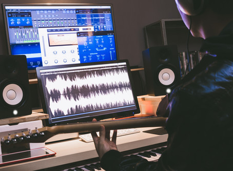 Professional musical production at SPS Studios