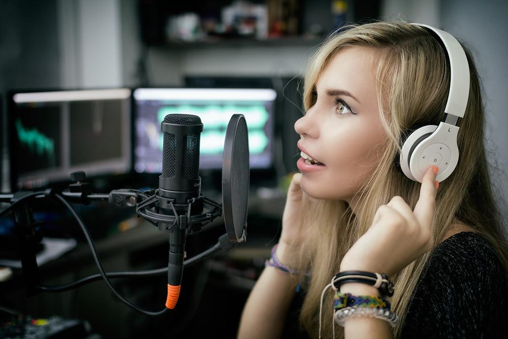 הפקת סינגל בסגנון 3 שעות ושיר באולפני אס.פי.אס