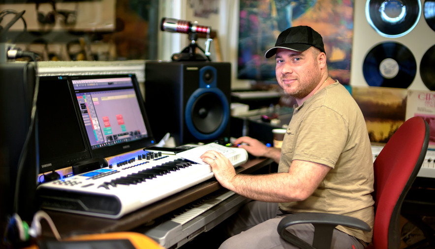 Ofer Hamerman - PROFESSIONAL Music Producer - SPS Studios