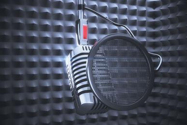 הקלטת זמרת באולפן הקלטות SPS