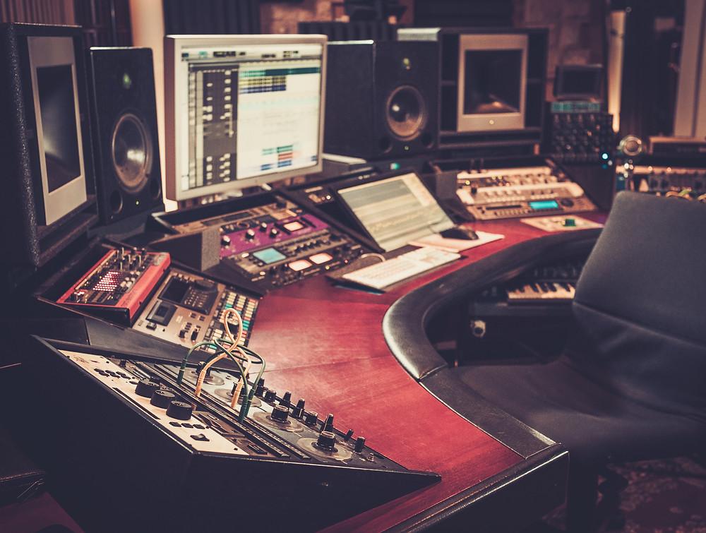 Music Producer - SPS Studios - Mix and Matering Studios