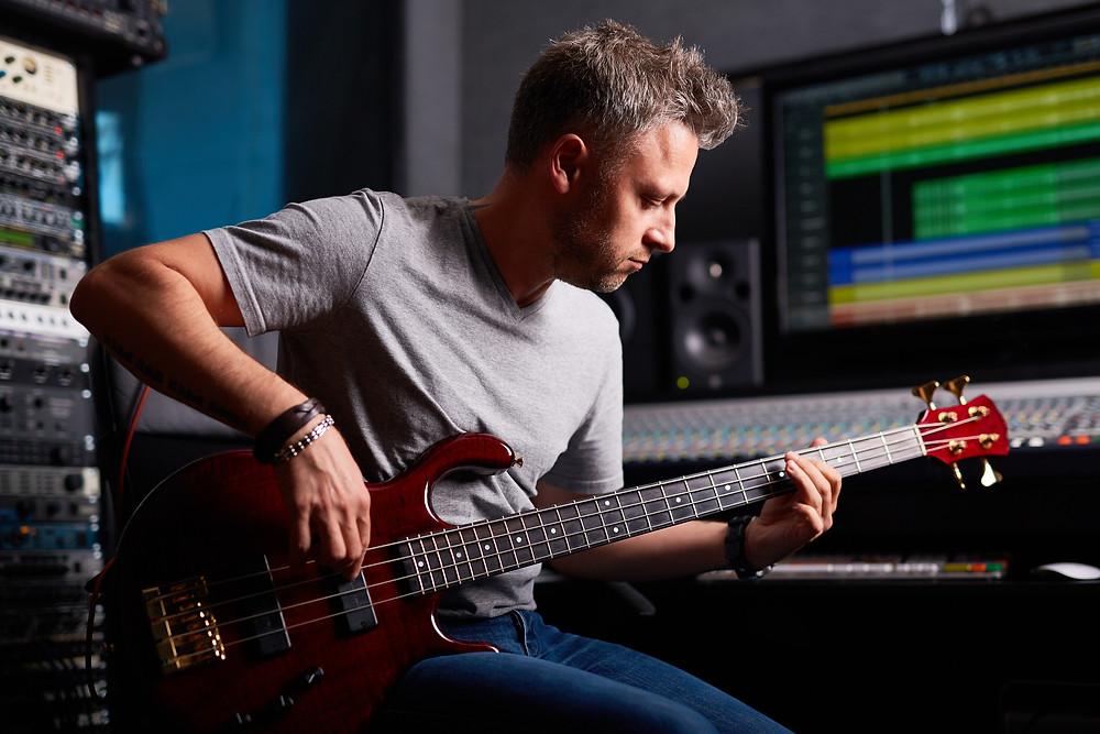Music Producer - SPS Studios - Guitarist Studios