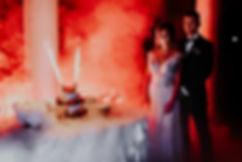 tort weselny, ciężki dym wesele, ciekły azot a wesele, wesele hotel poniatowski, ślub sanktuarium św. faustyny