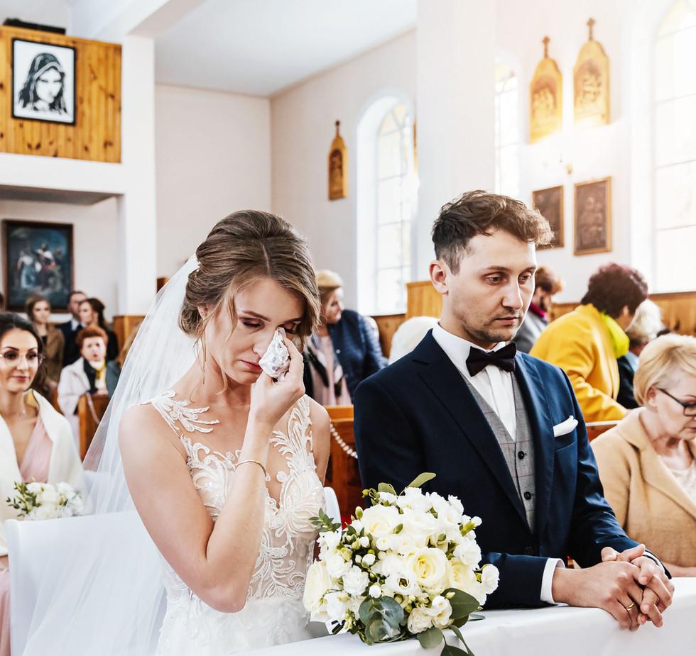 ślub kościelny, ślub w Przechodach, ślub w Grajewie, ślub Podlasie