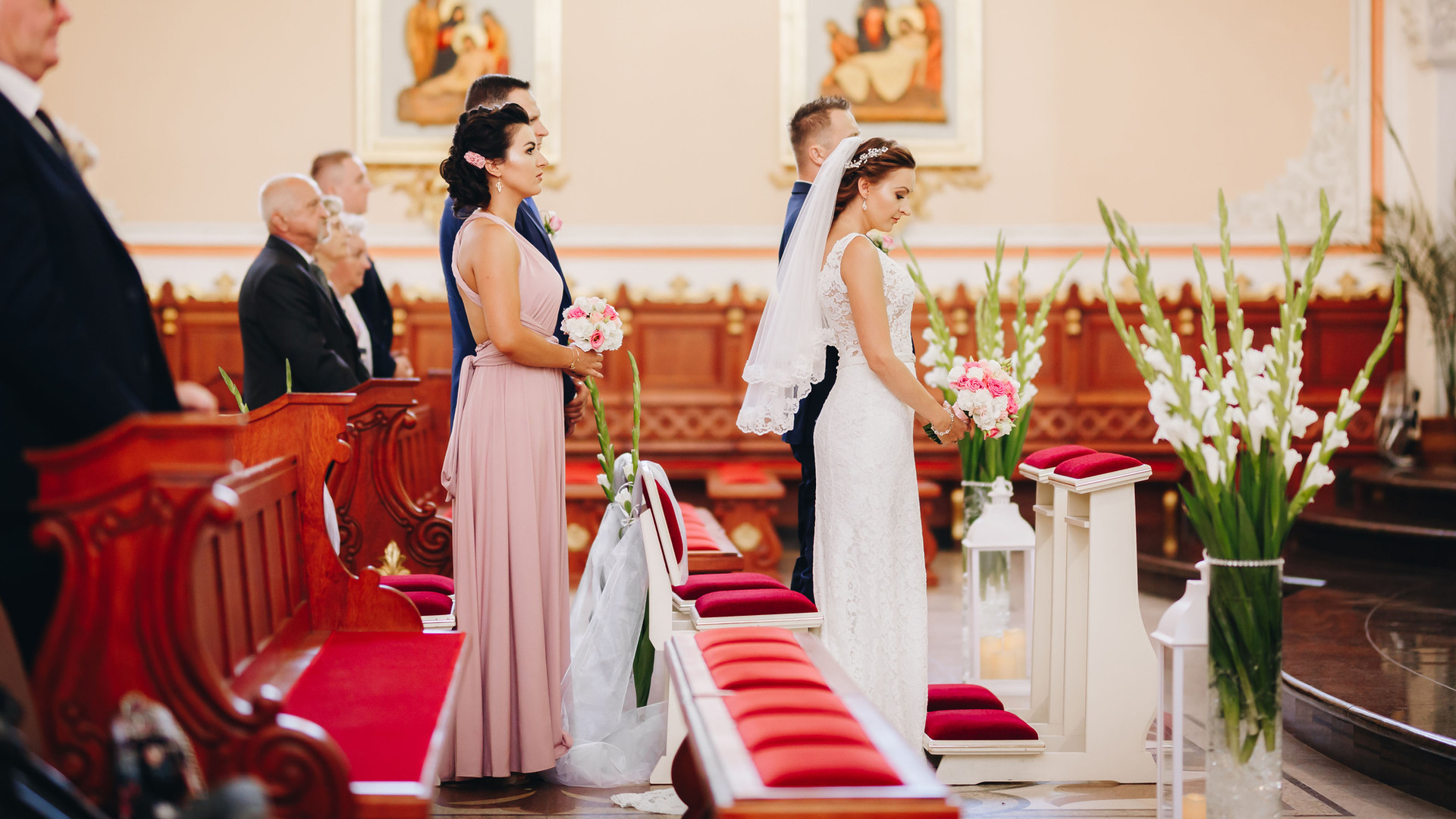 ślub kościelny, ślub w Wyszkowie