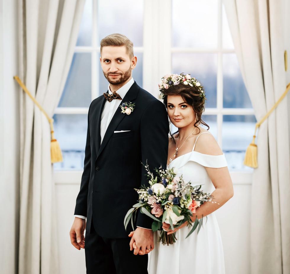 ślub cywilny pałac jabłonna