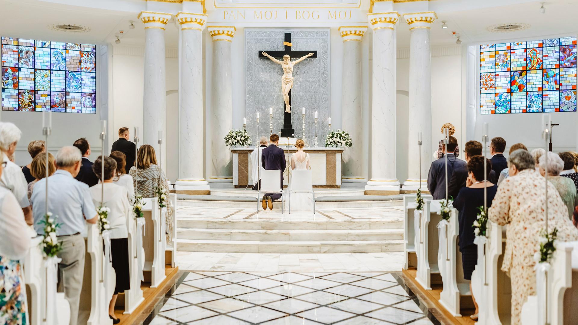 ślub kościelny, ślub luterański