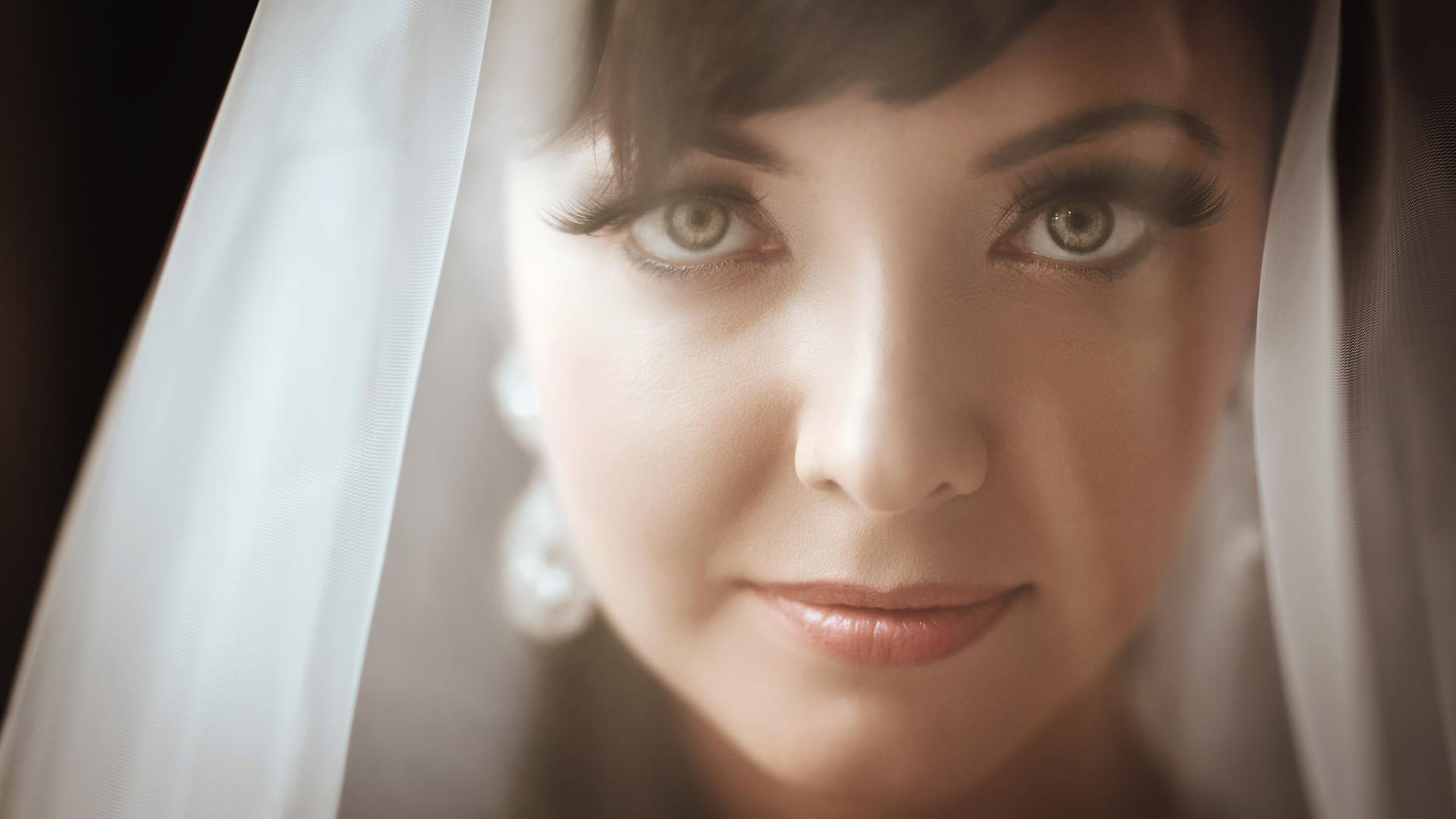 portret Panny Młodej