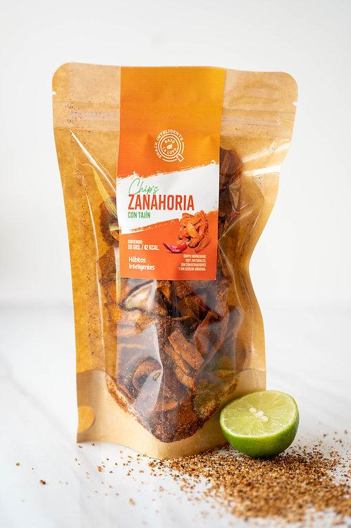 Chips Zanahoria Tajín