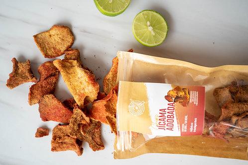Chips de Jícama Adobada