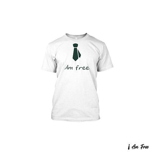 Tie I AM FREE T-Shirt