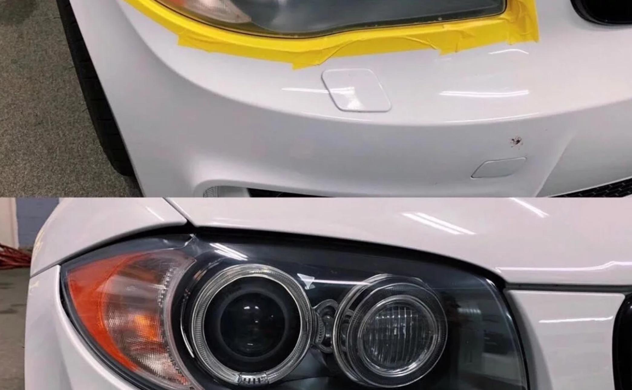 Light Bulb Replacement & Lens Service