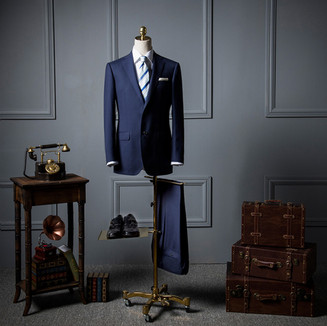REIGN Suit Co - one of a kind just like you are