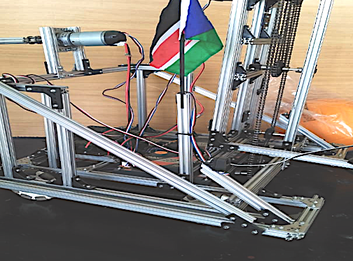 Juba STEM Center Repaired and Operational